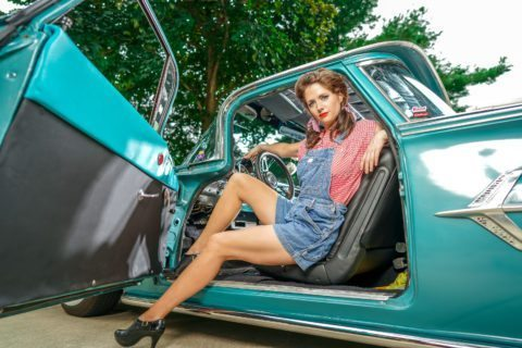 2016 Palos Heights Classic Car Show
