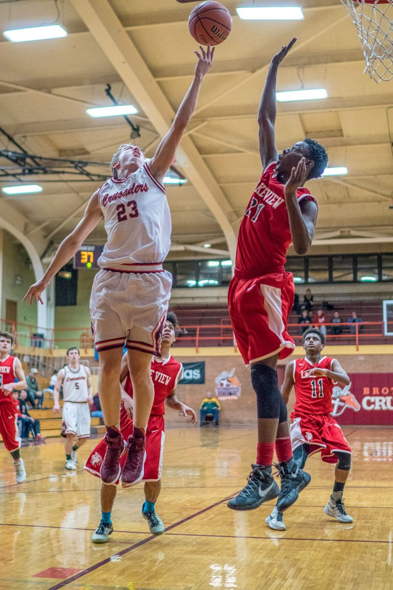 Brother Rice Basketball Photography